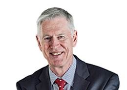 Head shot of Non-Executive Director Brian Duffin