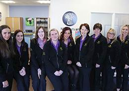 Markethill customer care team