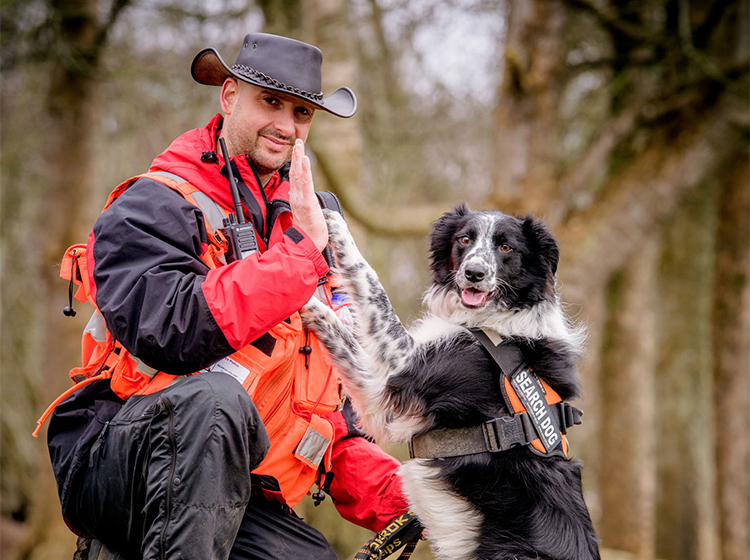 Search Dogs Sussex