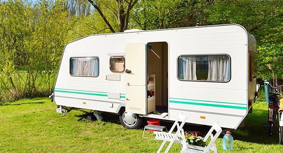 Caravan Insurance | NFU Mutual