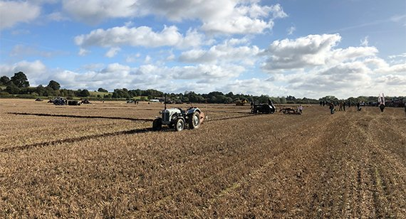 Pulborough ploughing